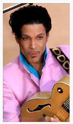 Prince on Good Morning America