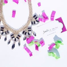 Luxe Statement Necklace  This jewel is  on my website www.jewelsoftheday.com!   *****Posh Price: $27 *****website price: $22 Jewels of the Day by Lina Jewelry Necklaces