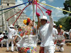 Ballet Folklórico del Estado de Yucatán, MEXICO