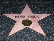 Henry Fonda ~ Hollywood Star of Fame Hollywood Star Walk, On Golden Pond, Joanne Woodward, Grapes Of Wrath, Henry Fonda, Vs Angels, Famous Men, Hollywood Celebrities, Classic Movies