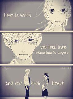Anime love'*** hirunaka no ryuusei Sad Anime Quotes, Manga Quotes, Manga Japan, Manga Anime, Daytime Shooting Star, Tsubaki Chou Lonely Planet, Hirunaka No Ryuusei, Love Is When, Anime Life