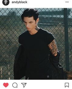 From @andyblack Instagram