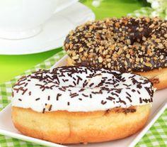 ricetta donuts americane