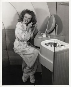 Photo of a young Norma Jeane/Marilyn Monroe.