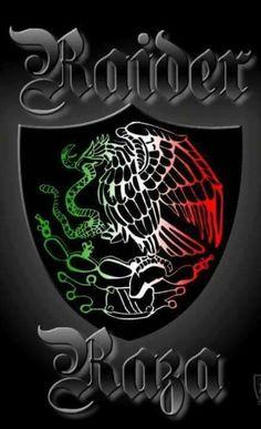 Raider Nation in Mexico!!! Go Go RAIDERS MEXICO TE APOYA.RAIDERS FOREVER.THE AUTENTIC'S OUTLAWS