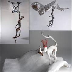 Adam Laerkesen ~ Look In Art