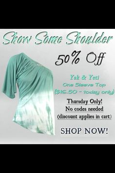 Half off today!! www.enjoykarma.com