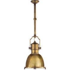 Brass pendant lighting Single Nautical Brass Pendant Lighting Pendant In Antiqueburnished Brass With Small Pinterest Best Kitchen Pendant Lights Images Kitchen Pendant Lighting
