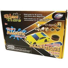 Picture of Science Time Magnetics Science Kit