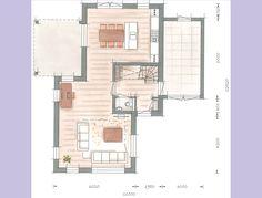 Villabouw Aurelia begane grond optie