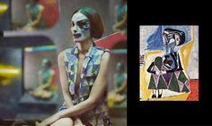Eugenio Recuenco Picasso for SModa (1)