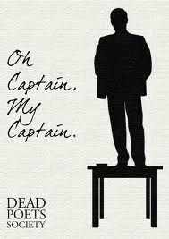 Dead Poets Society = one of my favorites!