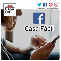 Queremos saber lo que piensas de nuestros productos y contenido en línea, síguenos en #Facebook