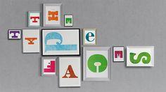 TYPOGRAPHIC DESIGN BEST IN CLASS | The Typefaces | The Partners, Singapore; www.thetypefaces.com: Scott Lambert (art director/designer/illustrator/photographer/copywriter), Kimberly Welch (copywriter), Blurb, Printful (printing), Greg Quinton, Sam Hall, George McIntosh (creative consultants), Avery, Blythe, Belle (My Type of Faces)