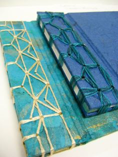 Showing off some of my students' work « Lili's Bookbinding Blog