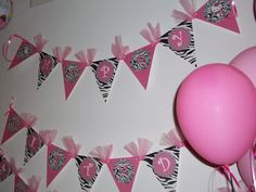 DIY Hello Kitty Inspired Printable Party banner by LeuniqueA, $5.00