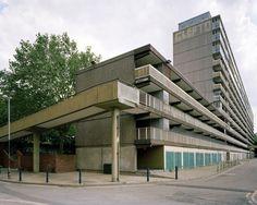 Heygate Estate, London.