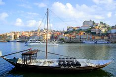 Picture Perfect Oporto Fishing Villages, Sailing Ships, Boats, Spain, Ocean, Country, Pictures, Port Wine, Photos