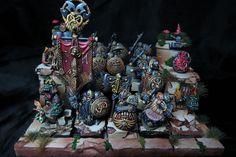 Dwarf longbeards without dwarf lord.