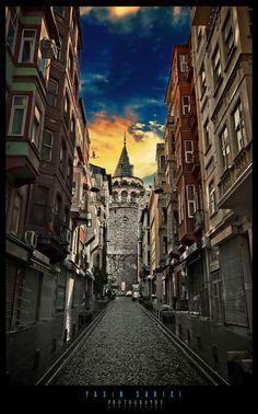 Galata kulesi Istanbul City, Istanbul Turkey, Visit Turkey, Travel Bugs, Country, Wallpaper, Architecture, World, Places