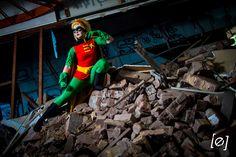 Robin IV : : by breathless-ness on DeviantArt Robin Cosplay, Batman And Batgirl, Cassandra Cain, Cosplay Costumes, Cosplay Ideas, Stephanie Brown, Tim Drake, Pin Up Art, Gotham