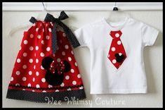 Minnie and Mickey para el cumpleañero!!!