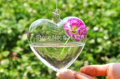 Cheap ball clean, Buy Quality vase glass directly from China ball stamper Suppliers: 	  	Name: Creative Heart Shape Bottle	Size: 10cm*11cm	Color: white	Weight: about 45g