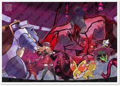 """shelgon: """" Pokemon XY Art Gallery Collection by Ken Sugimori """" Pokemon Tv Show, Pokemon Fan Art, Cute Pokemon, Pokemon Stuff, Pokemon Pins, Game Boy, Dragon Manga, Kalos Pokemon, Daddys Little Monster"""