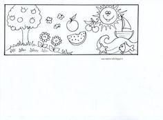maestra Nella: Il calendario Grunge, Scrapbook, Seasons, Education, School, Embroidery Patterns, Routine, Birthdays, Crafts