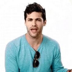 """Get your daily dose of everything related to the actor Matthew Daddario. Best known for his portrayal of Alec Lightwood on the hit Freeform show """"Shadowhunters"""". Matthew Daddario, Alec Lightwood, City Of Bones, Eye Roll, Malec, Shadow Hunters, The Mortal Instruments, Attractive Men, Heart Flutter"""