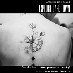 Welcoming visitors all year around, Cape Town in South Africa, is a city full of beauty – with ancient and modern styles. Here are the best tattoo studios to visit to get inked when in South Africa's second most populous city.   #africa #travel #staycurious #capetown #exploreafrica #traveldestinations #africadestinations #southafrica #art #tattoo #thingstodo #travelguide # TattooParlours #diy
