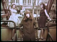 Francoise Hardy - Tous Les Garcons... 1962 Scopitone