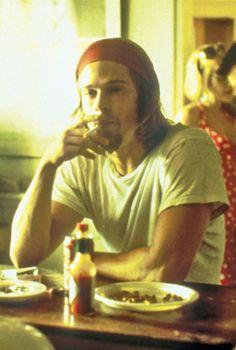Brad Pitt in True Romance, 1993 True Romance, Romance Movies, Best Actress, Best Actor, Chris Penn, Assassination Of Jesse James, Michael Rapaport, Tony Scott, Celebrity Film