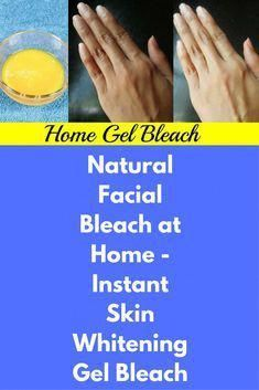 Natural Facial Bleach at Home - Instant Skin Whitening Gel Bleach I am writing about how to make Instant Skin Whitening Gel Bleach At Home using Natural Ingredients and this natural facial bleach is Effective. if your skin is too sensitive Try t Teeth Whitening Remedies, Whitening Face, Natural Teeth Whitening, Acne Remedies, Natural Facial, Natural Skin, Charlotte Nc, Pole Dancing, Toenail Fungus Remedies
