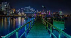 The multi-coloured Sydney Harbour during Vivid Sydney #sydney #sydneyharbourbridge #sydneyharbour #jetty #lunapark #harbourbridge #waterreflection #lovesydney #longexposure # #instagood #vividsydney #photooftheday #sydneycbd #focusaustralia #wanderaustralia  #picoftheday #reflections #dailytelegraph #instadaily #photooftheday #bestoftheday #australiagram #ig_australia #seeaustralia #exploringaustralia #australia_shotz #neon  http://ift.tt/1WFkvQA by dunleaveyphotography http://ift.tt/1NRMbNv