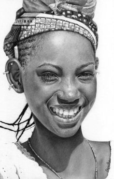 Art & Creativity - pencil drawing portrait - TopRQ.com