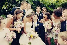 Abi & Shelly: I would love this picture a lot, if we could do it in the park where the brick arches and flowers were!
