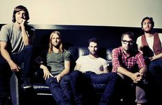 Maroon 5 announce a UK and Ireland 2013 tour #Maroon5 #OverexposedTour