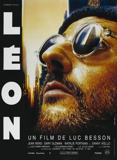 Léon - Directed and written by Luc Besson. Starring Jean Reno, Gary Oldman and Natalie Portman Jean Reno, Gary Oldman, Natalie Portman, The Professional Movie, Professional Poster, Professional Drone, Professional Profile, Film D'action, Film Serie