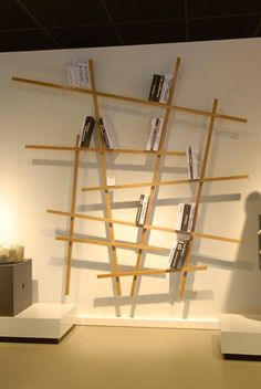 L'étagère Mikado, fabrication maison – article original | bpepermans