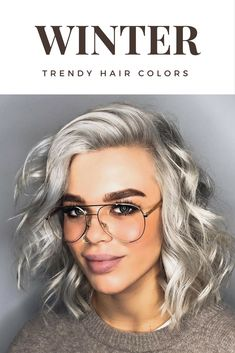 A variety of hair colors allows us to upgrade the way we look any time we wish. There is a great choice of tones, be it browns, reds, or blondes. The star of this winter is the contrast, so consider combining light and dark tones. #haicolor #blondehair #brownhair