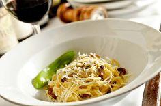Spaguetti alla carbonara