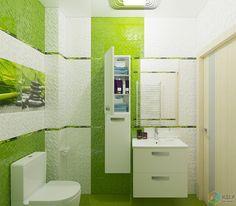 Toilet Room, Diy Bathroom Remodel, Cool Rooms, Beautiful Bathrooms, Tiles, New Homes, Bathtub, Interior Design, Mirror