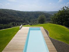 Swimming Pool Minimalist Design at Oberen Berg House with Modern and Luxury Architecture Design by Alexander Brenner Architects 600x450 Swim...