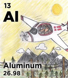 Al - Extraction of aluminum from ore is very energy-intensive (it requires as much energy as steel production) but recycling Al requires only of that energy; yet the US throws away enough Al to make a fleet of commercial airplanes every year! Aluminum Can Recycling, Aluminum Cans, Recycle Cans, Recycling Bins, Steel Production, Industrial Waste, Quick Reads, Recycling Programs, Airplanes