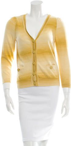 See by Chloé V-Neck Cardigan Women's V Neck Sweaters, V Neck Cardigan, See By Chloe, Stylish, Blouse, Tops, Fashion, Women's Blouses, Moda