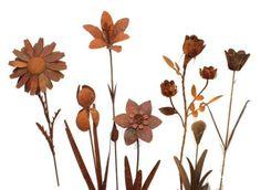 Cut Metal Calla Lily Flower Plant Stake Garden Landscape Lawn Yard Outdoor Decor Pinterest