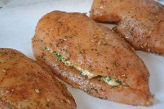 Stuffed Tuscan Chicken - Coop Can Cook