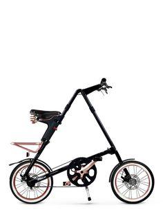 STRiDA | 5.2 copper gold foldable bike