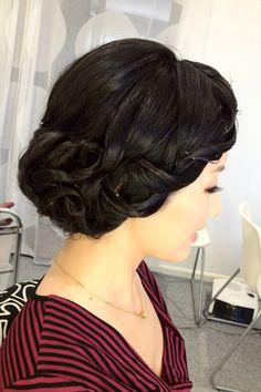 Miraculous Cute Hairstyle Wedding Ideas Pinterest Updo Capelli Short Hairstyles For Black Women Fulllsitofus